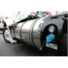 Подготовка водительского состава и  обслуживание автомобилей, работающих на сжиженном газе
