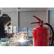 Пожарно-технический минимум для рабочих и служащих взрывопожароопасных промышленных предприятий