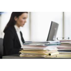 Делопроизводство: управление документооборотом