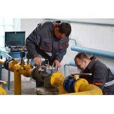 Персонал, обслуживающий газоиспользующие установки