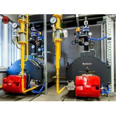 Эксплуатация котлов, работающих на газообразном, жидком топливе и электронагреве