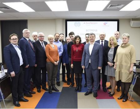 В  «ТехноПрогрессе» состоялась деловая встреча с представителями МОТ