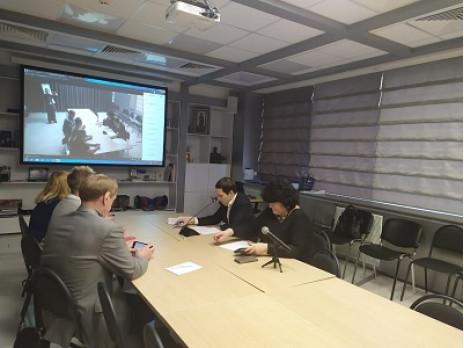 В Москве обсудили реализацию проекта НОК в сфере ЖКХ